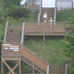 Photo Of Sleepy Hollow Resort South Haven Mi United States Stairs Up
