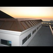 Photo Of Shield Roofing   Carlsbad, CA, United States. Custom Copper  Standing Seam ...