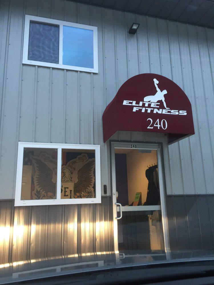 Elite Fitness: 253 Charles A Liddle Dr, Lawrenceburg, IN