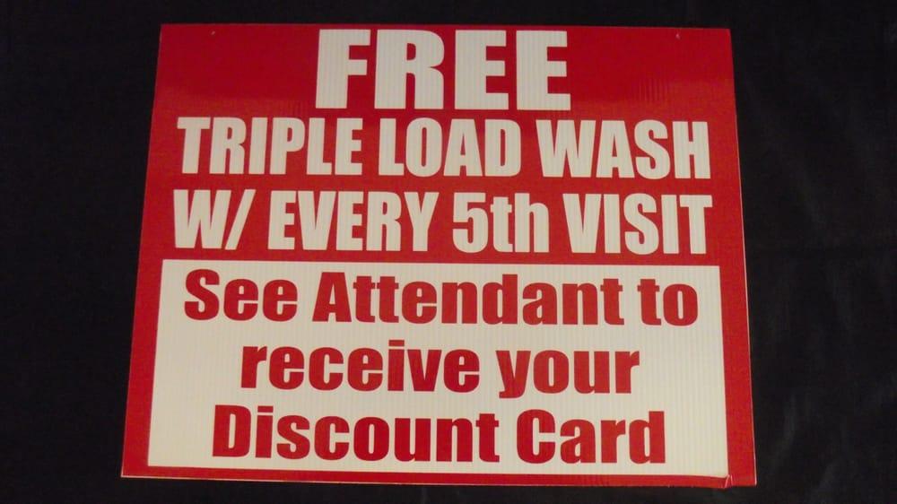 Kwik Wash Coin Laundry: 909 N Glynn St, Fayetteville, GA