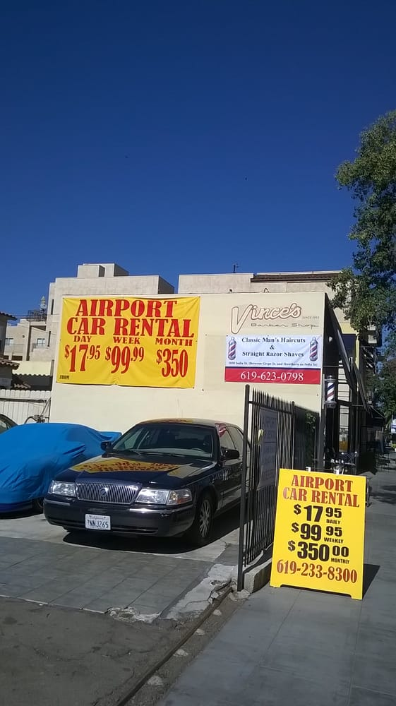 Car Rental Near San Diego Airport