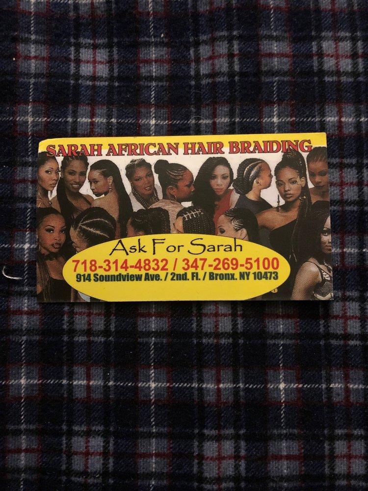 Sarah African Hair Braiding