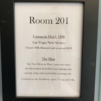 Castaneda Hotel - 524 Railroad Ave, Las Vegas, NM - 2019 All