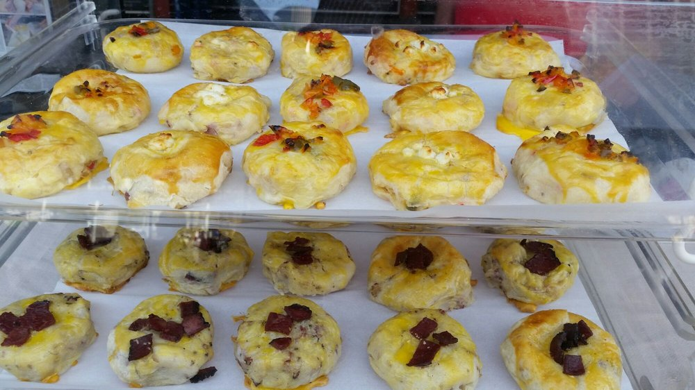 King Knish: 1 Ferry, San Francisco, CA