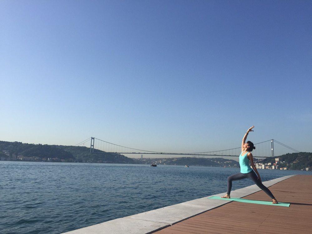 Photo of The Grinning Yogi: Seattle, WA