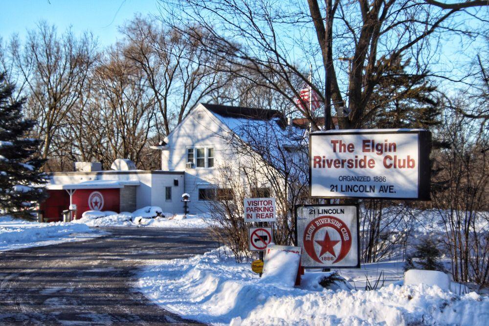 Elgin Riverside Club: 21 Lincoln Ave, Elgin, IL