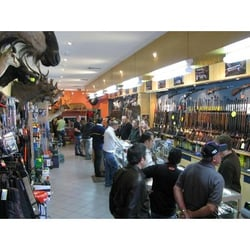 Clayton Firearms Pty Ltd - 360 Clayton Rd, Clayton Victoria - Phone