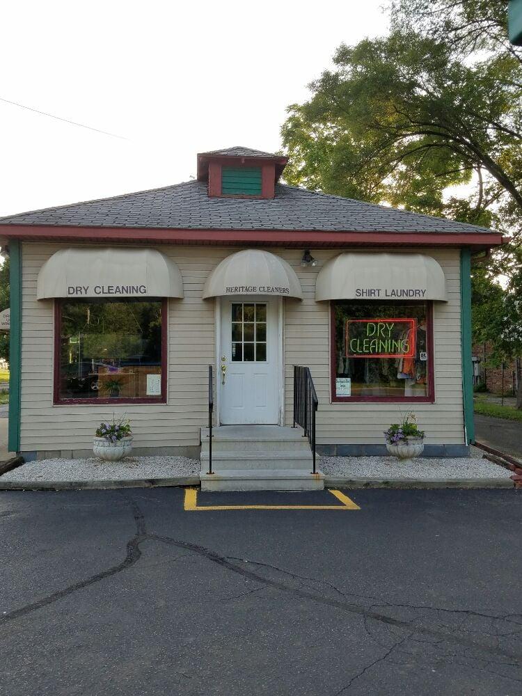 Heritage Cleaners: 512 Riverside Dr, Battle Creek, MI