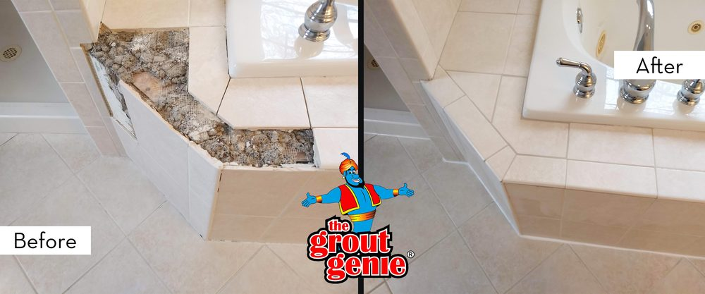 The Grout Genie