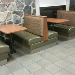 Photo Of Reupholster Queen   Cheektowaga, NY, United States. Tim Hortons  Booth Seats