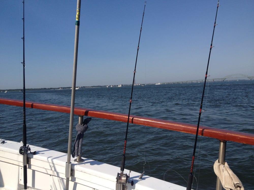 Captain Whittaker Open Boat Captree: 3500 Ocean Pkwy, Babylon, NY