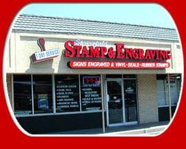 Springfield Stamp & Engraving: 1416 S Glenstone Ave, Springfield, MO