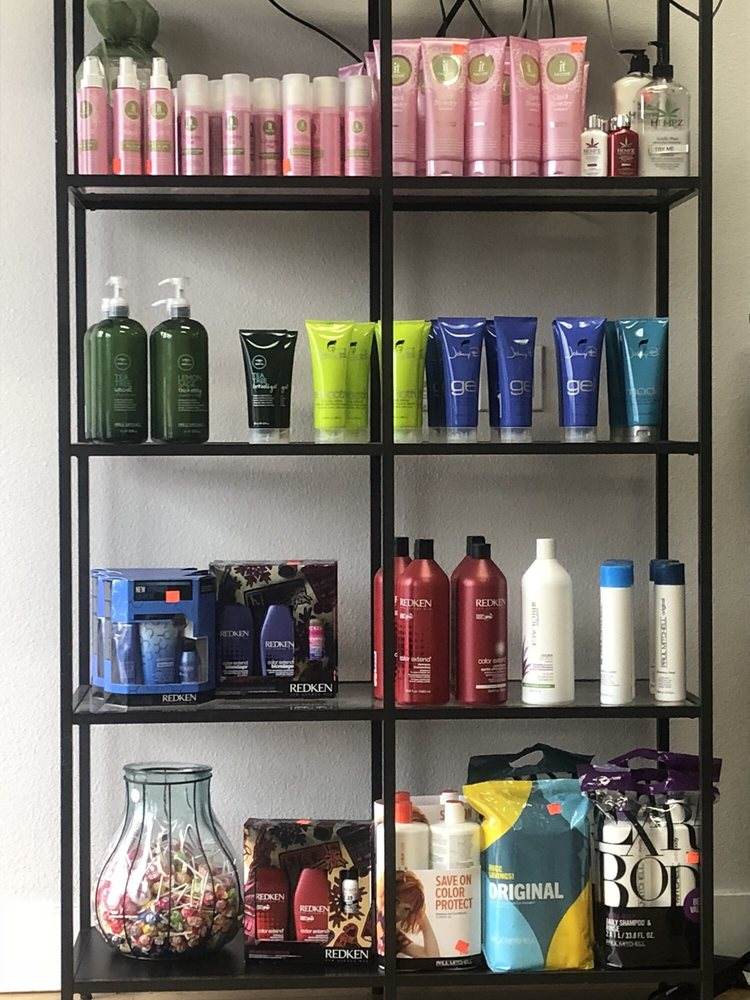 Hair Station: 24335 Victory Blvd, West Hills, CA