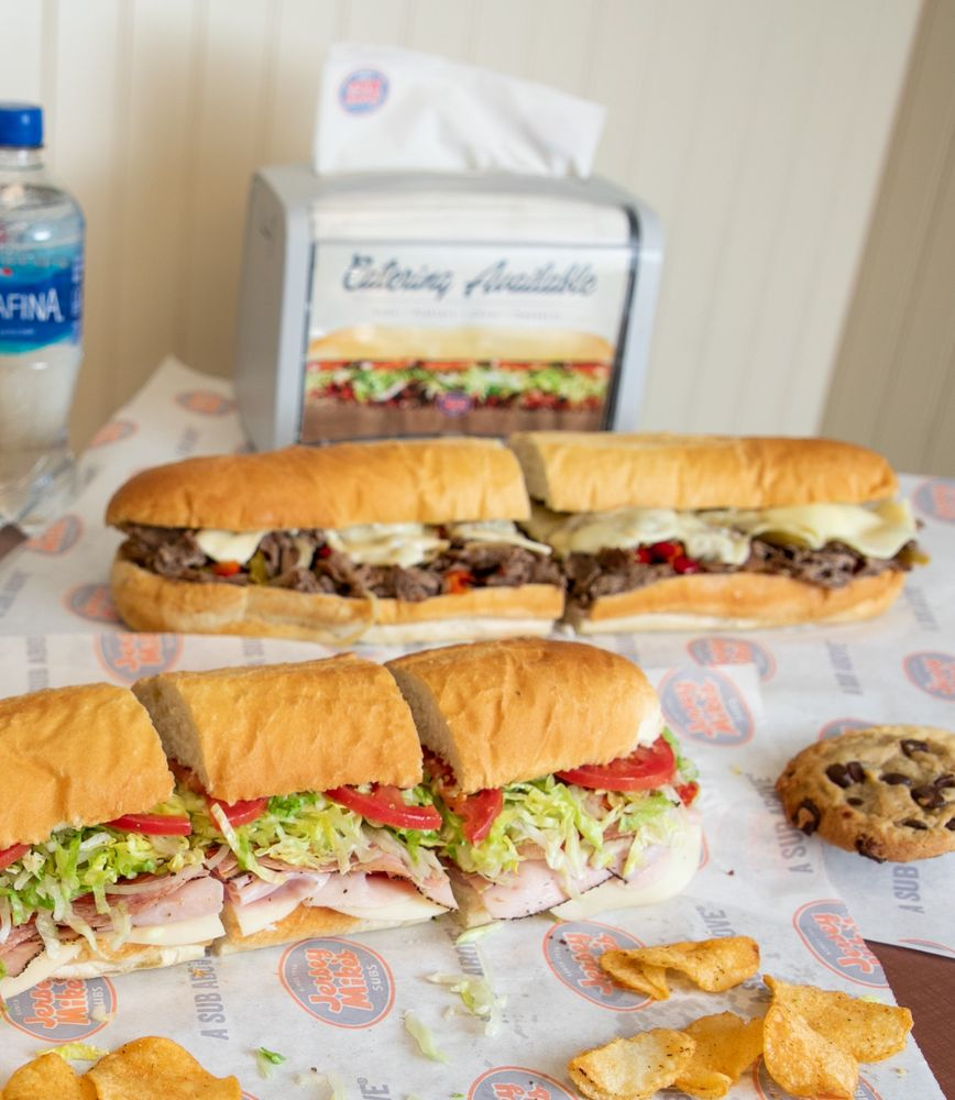 Jersey Mike's Subs: 150 River Oaks Dr, Tarboro, NC