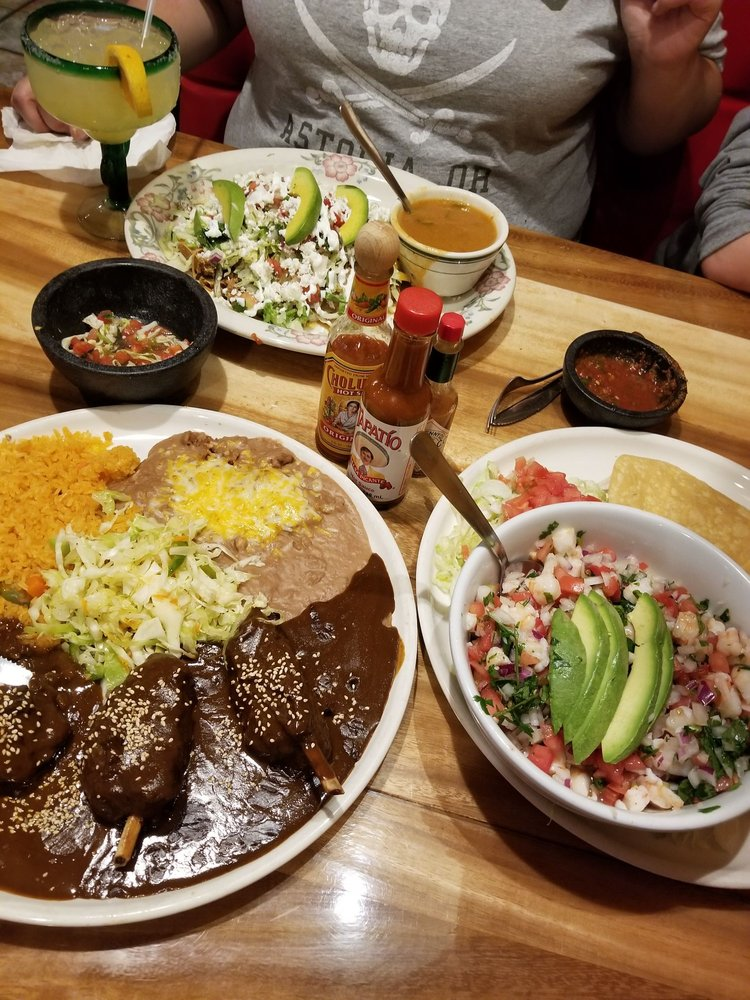 Food from El Tequileno Family Mexican Restaurant - Golden