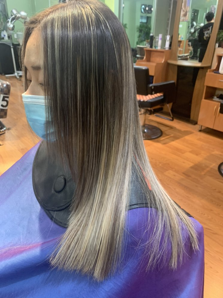 Mian Tian Sing  Hair Salon: 170 Canal St, New York, NY