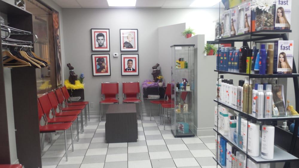 Salon de coiffure elle et lui anderlues