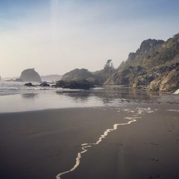 Photo Of Moonstone Beach Trinidad Ca United States Looking North With Lots