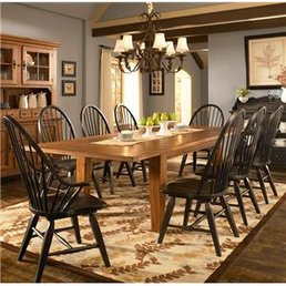 Photo Of Graves Furniture Arab Al United States Broyhill Farm Table And