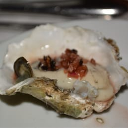 The Hudson House - Nyack, NY, United States. The oysters are wonderful!