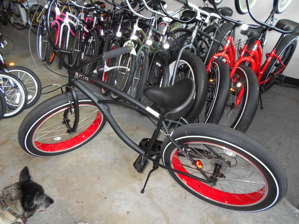 The Miami Bike Shop