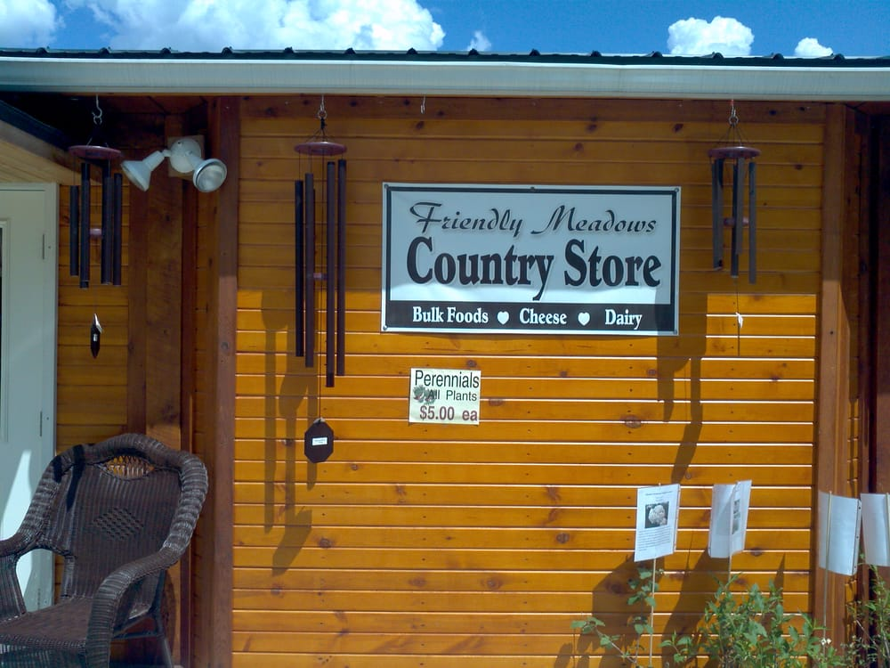 Friendly Meadows Country Store: 30341A Coshocton Rd, Walhonding, OH