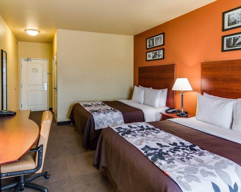 Sleep Inn & Suites Tyler South: 5555 Donnybrook Ave, Tyler, TX