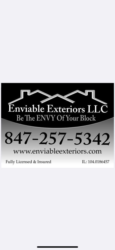 Enviable Exteriors: 27992 West Route 120, Lakemoor, IL