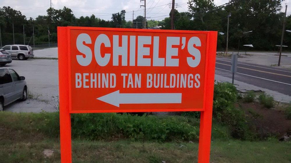 M T Schiele Transmissions: 10689 Tesshire Dr, Affton, MO