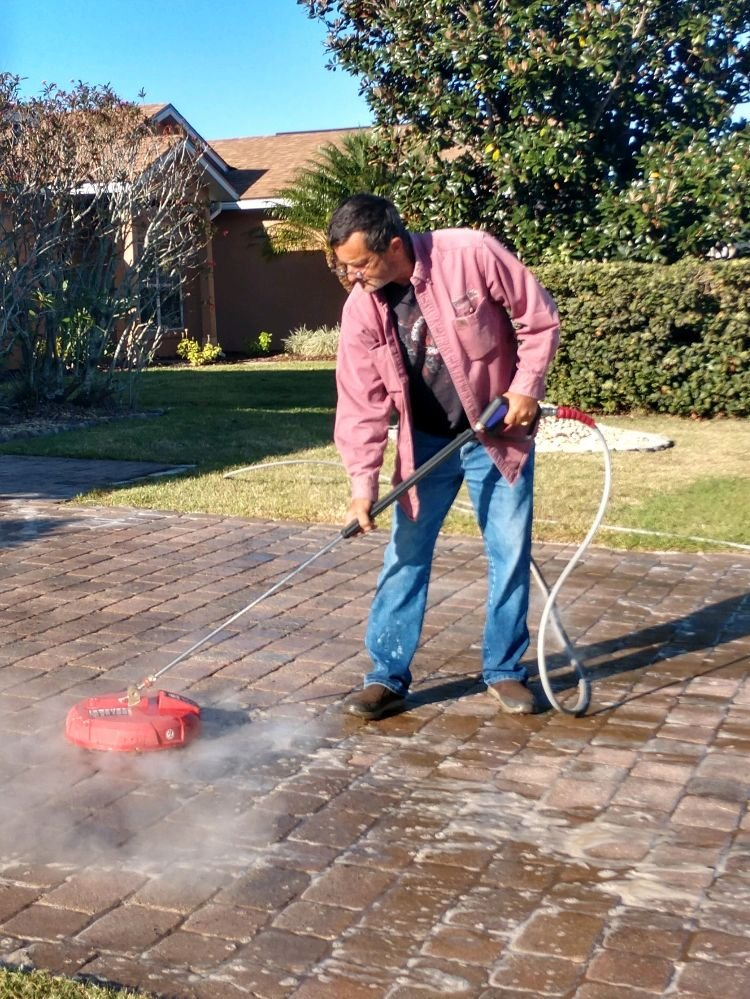 Charles Mikell Pressure Washing: 375 Hwy 630 W, Frostproof, FL
