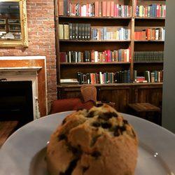 Photo Of Caffe Nero Dedham Ma United States Chocolate Chip Scone