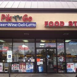 Pik n go food store closed convenience stores milk for Food bar pik