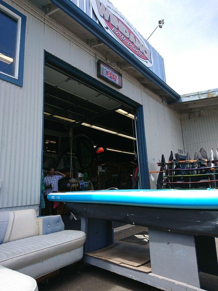Windance Board Shop: 108 Hwy 35, Hood River, OR