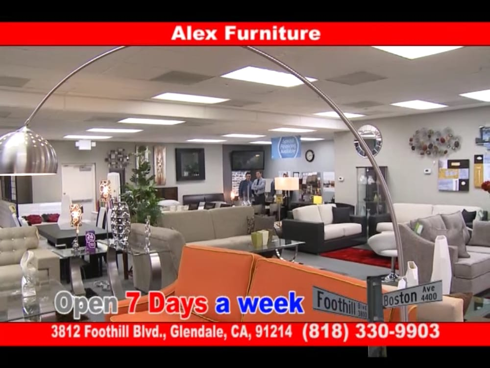 Alex Furniture   CLOSED   23 Photos   Furniture Stores   3812 Foothill  Blvd, Glendale, Glendale, CA   Phone Number   Yelp