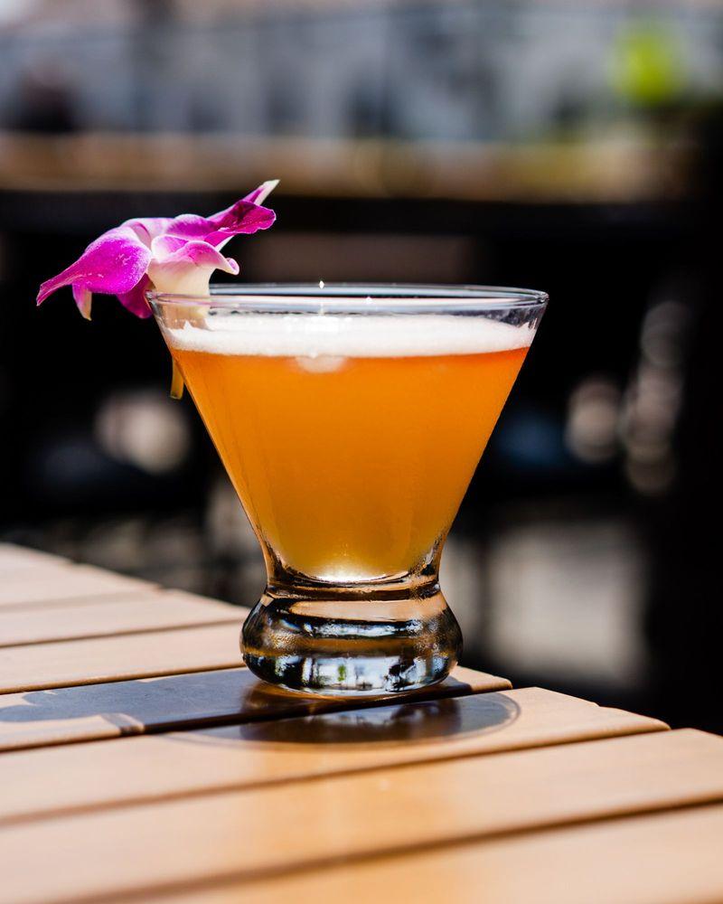 voodtoo temptress drink Ventiki Tiki Lounge and Lanai