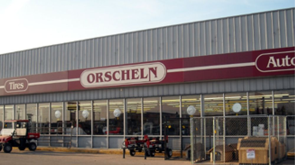 Orscheln Farm & Home Supply: 1601 E 1st St, Pratt, KS