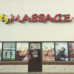 Photo of Foot Massage - Columbia, MO, United States. Outside