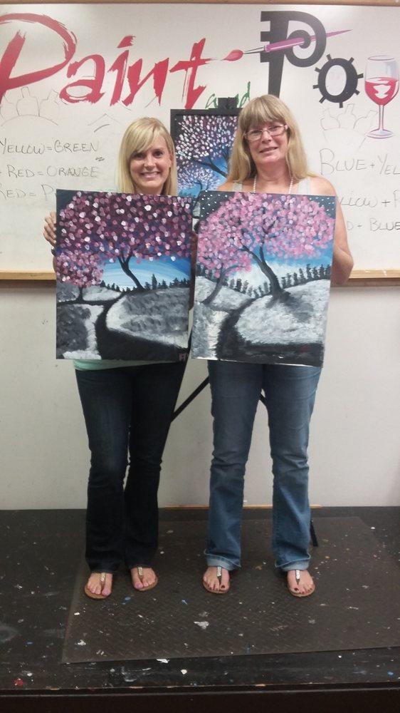 Paint and Pour - Dearborn