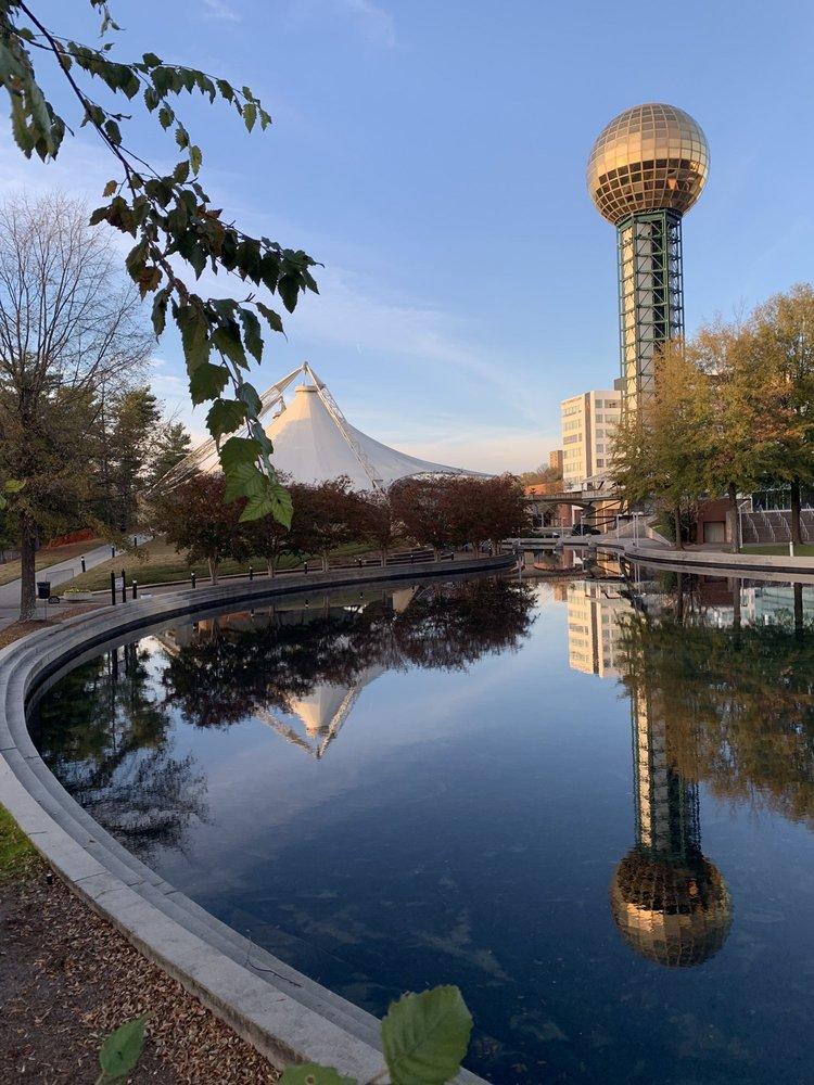 World's Fair Park: 963 World's Fair Park Dr, Knoxville, TN
