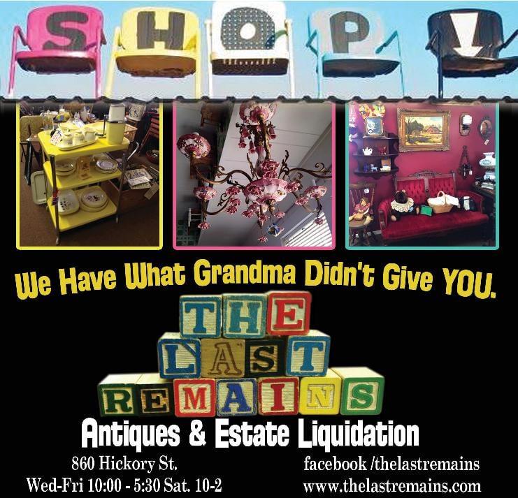 The Last Remains Antiques & Estate Liquidaton: 860 Hickory St, Abilene, TX