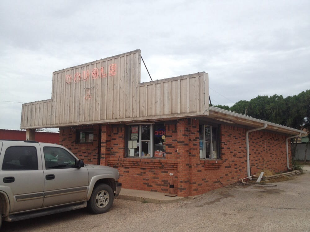 Double A Drive In: 1103 N 1st St, Haskell, TX