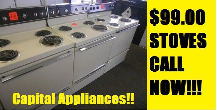 Photos for capital appliances yelp - Capital kitchen appliances ...