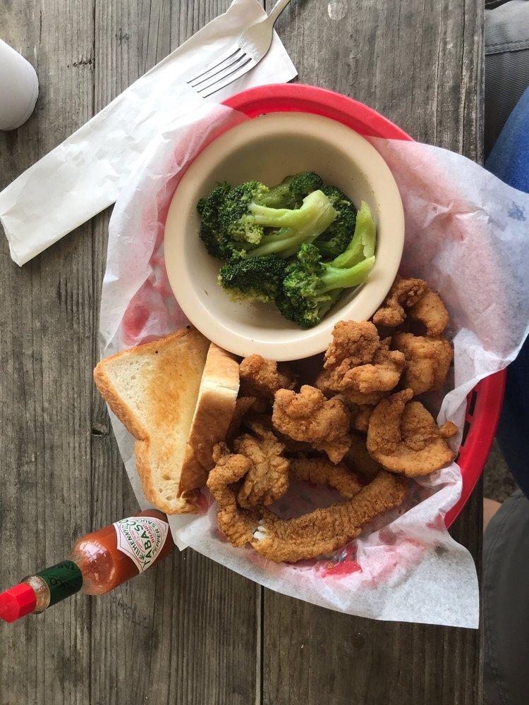 T-Boy's Cajun Grill: 4409 W Creole Hwy, Creole, LA