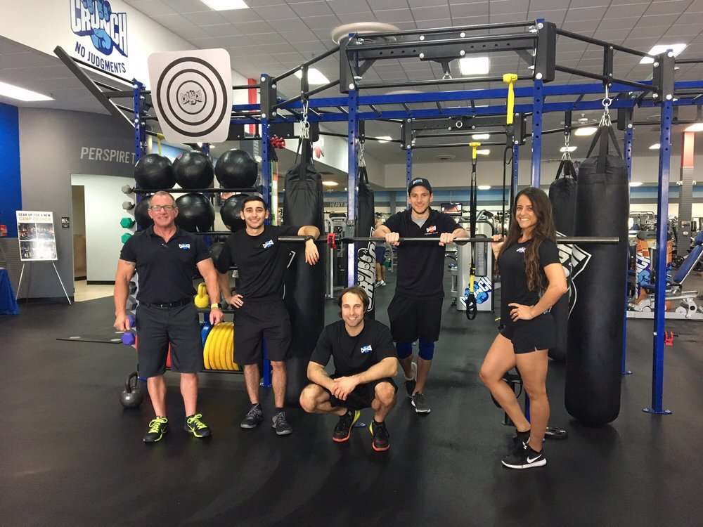 Crunch fitness naples