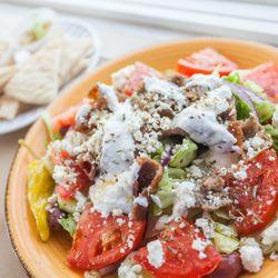 My Deli Café Greek Bistro