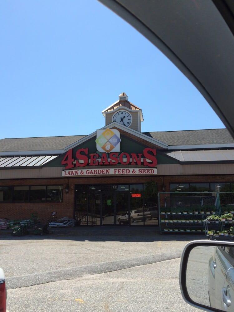 4 seasons Lawn & Garden: 707 Sulphur Springs Rd, Greenville, SC