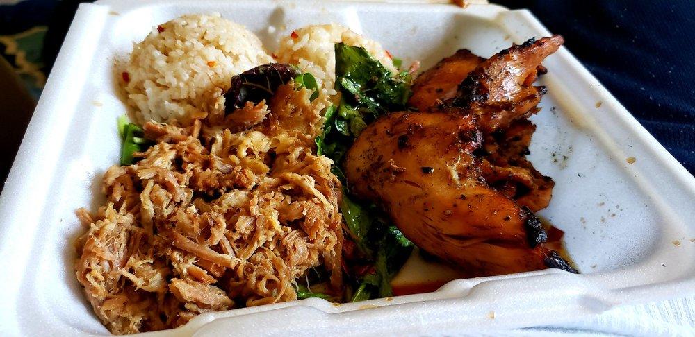 Pounders Hawaiian Grill: 1338 N Ferdon Blvd, Crestview, FL