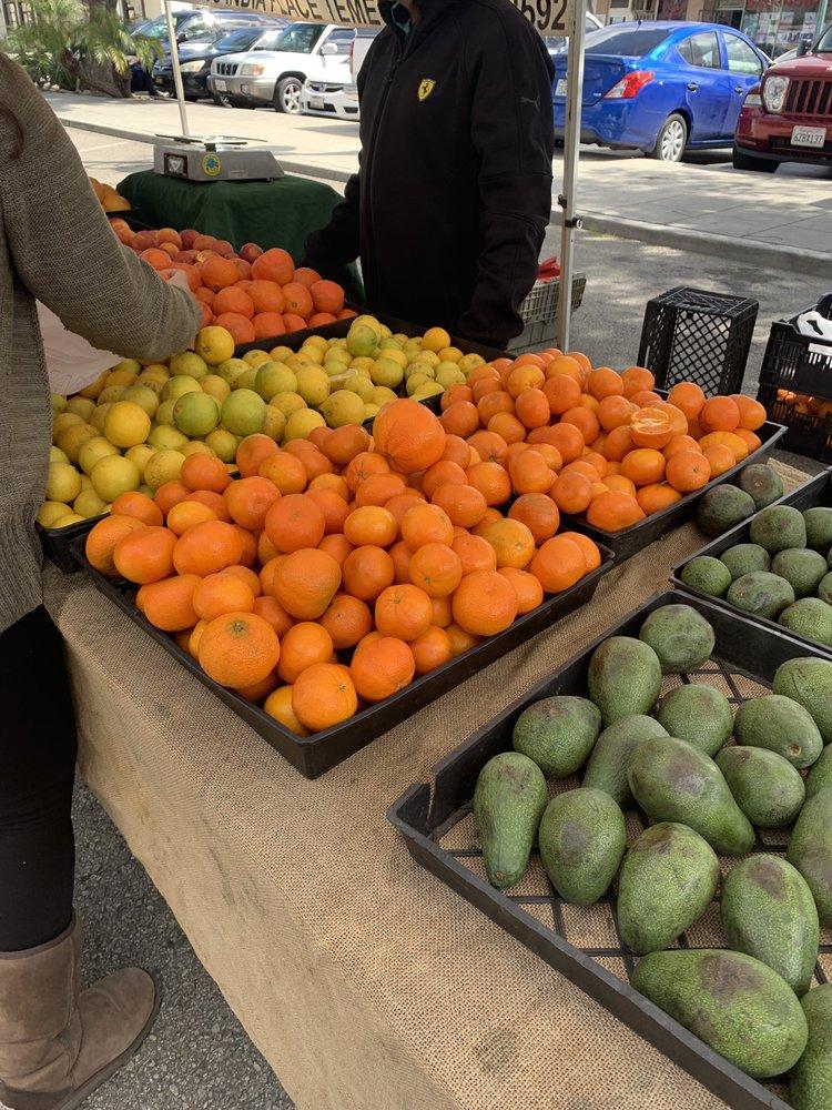 West Covina Farmers Market and Street Fair: 195 S Glendora Ave, West Covina, CA