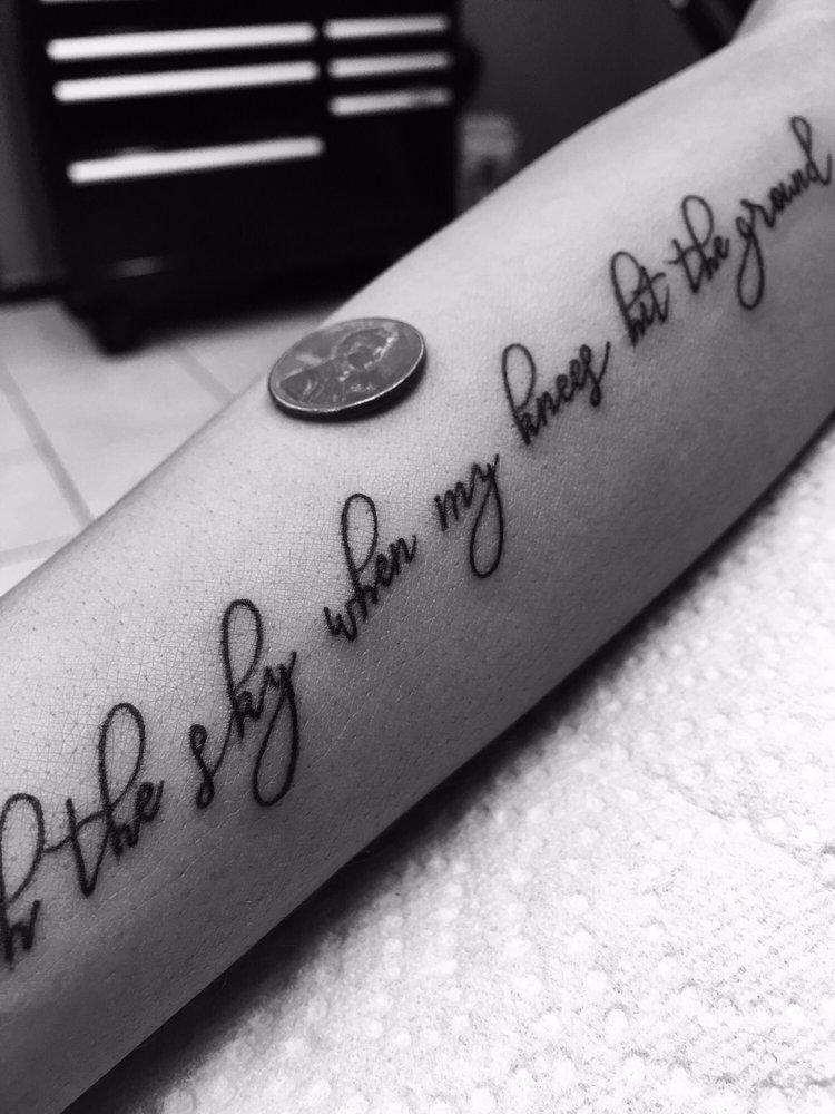 Sincere Tattoo: 618 University Blvd E, Silver Spring, MD