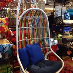 photo of pier1 imports metairie la united states swinging chair